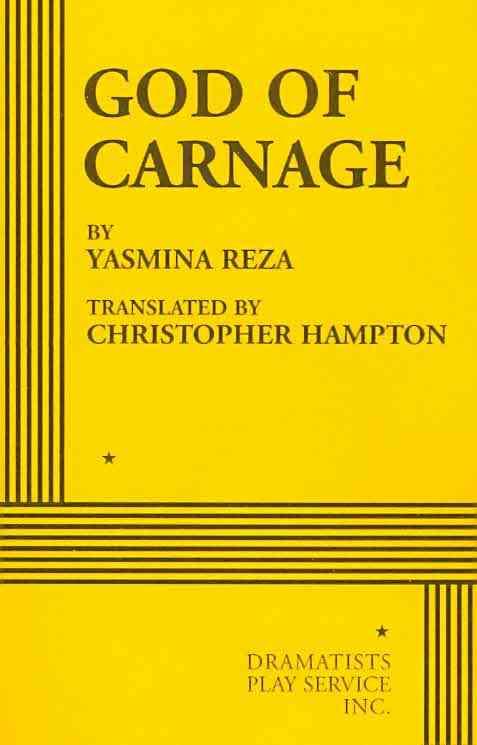 God of Carnage By Reza, Yasmina/ Hampton, Christopher (TRN)